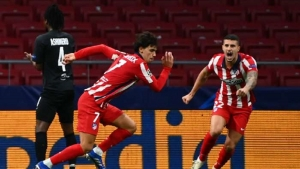 Atletico Madrid v Salzburg: Joao Felix leaves it late for Simeone's side