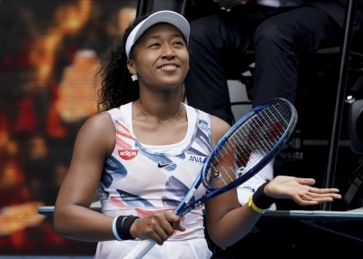 Naomi Osaka: We'll be stronger than ever in 2021