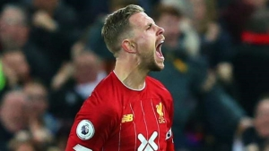 Henderson wins FWA Footballer of the Year Award