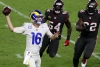 Los Angeles Rams v Tampa Bay Buccaneers: Goff throws for 376 yards, 3 TDs in Rams' win