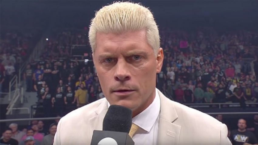 Cody Rhodes: AEW is coming to the UK in 2020