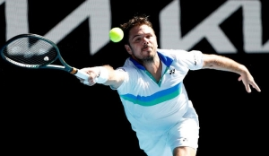 Wawrinka faces spell out after having foot surgery