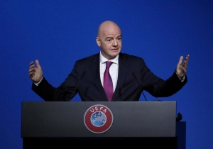Former FIFA president Blatter calls for Infantino to be suspended